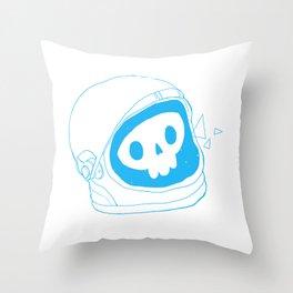 space doodle Throw Pillow