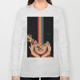 'Selene' Long Sleeve T-shirt