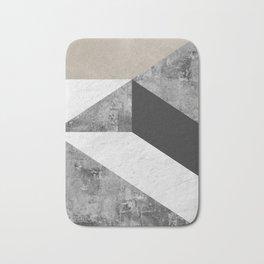Conceptual Modern Art XIX Bath Mat