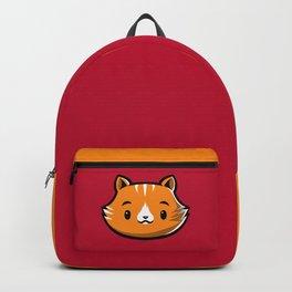Cute Kids Cat Backpack