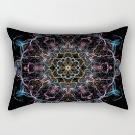 Creation Mandala Rectangular Pillow