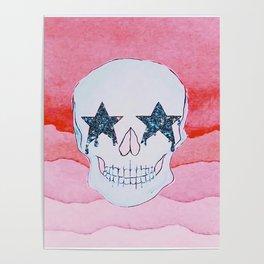 star skull Poster