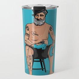 Armando Reveron POP - TrincheraCreativa Travel Mug