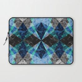 Marble Geometric Background G432 Laptop Sleeve