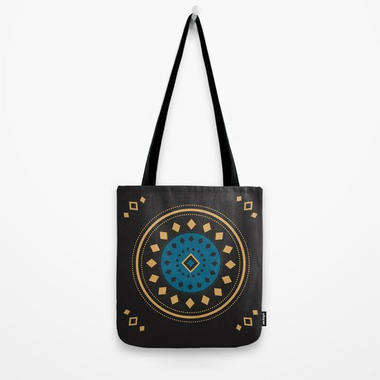What goes around comes back around Tote Bag