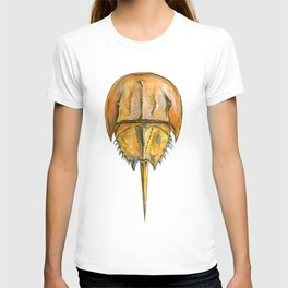 Brown Horseshoe Crab T-shirt