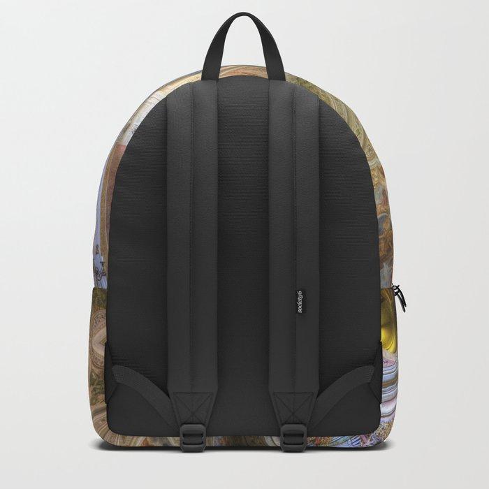 Tihany Benedictine Abbey Backpack