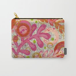 french swirl ... Carry-All Pouch