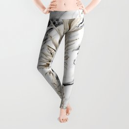 Marble Pineapple Leggings