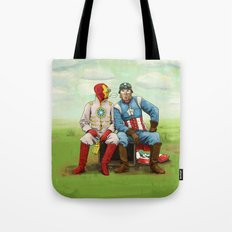 Friends? Tote Bag