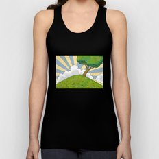 I want to be there Unisex Tank Top