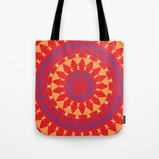Arabian Tribal Tote Bag