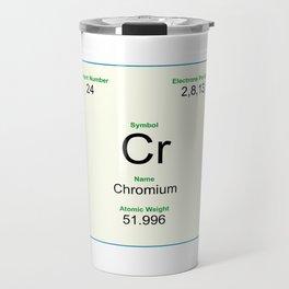 24 Chromium Travel Mug