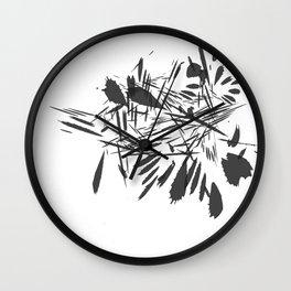 Randomly Wall Clock