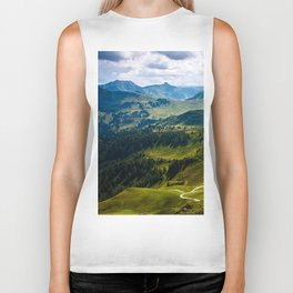 Austrian Mountains Biker Tank
