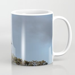 Perched Before the Storm Coffee Mug