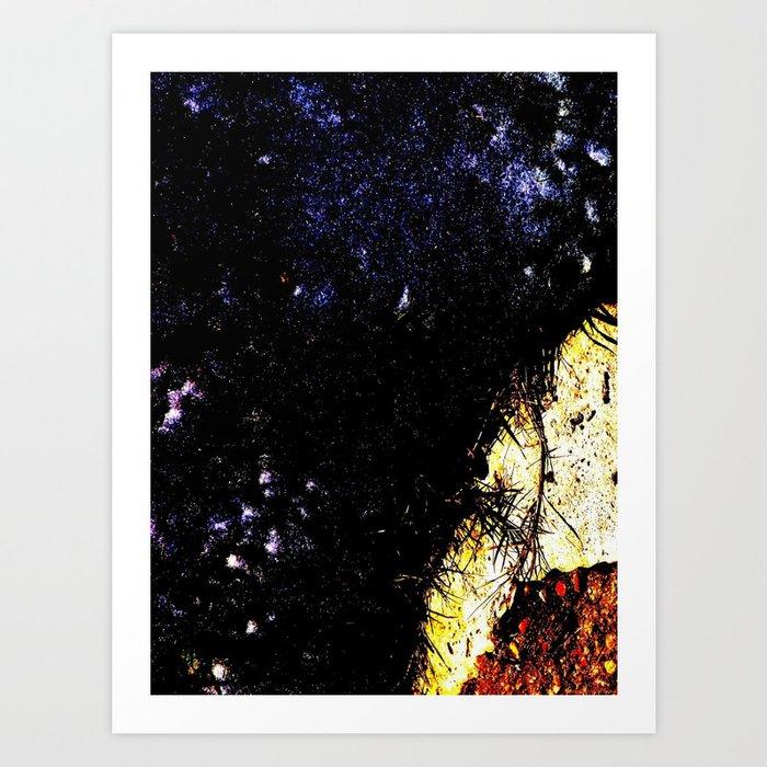 """Those Are Not Stars"" Art Print"