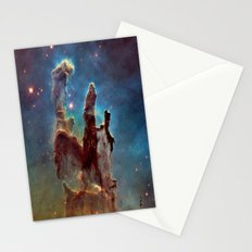 Pillars of Creation NebulA Stationery Cards
