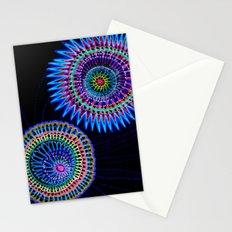 virus war color Stationery Cards