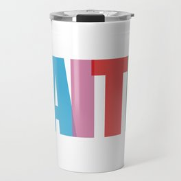 Faith (Color) Travel Mug