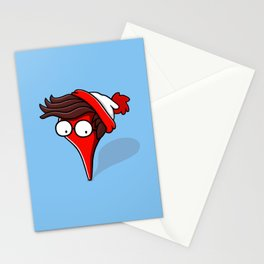 He´s here! Stationery Cards