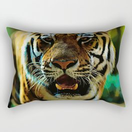 Duluth Tiger  Rectangular Pillow
