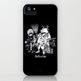 The Force Side iPhone Case