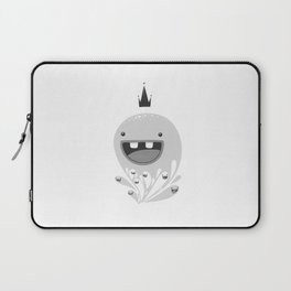 King Lip of the Squiggles Laptop Sleeve