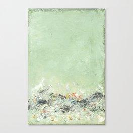 Effervesce Canvas Print