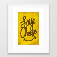 cheese Framed Art Prints featuring Cheese ! by Didier Gérardin