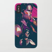 metal gear iPhone & iPod Cases featuring ESCAPE FROM METAL GEAR by mergedvisible
