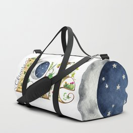 Choose Love Duffle Bag