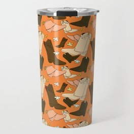 Boots, boots and more boots Travel Mug