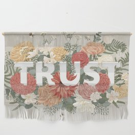 Trust Wall Hanging