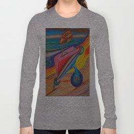 Prosthetic Bird Long Sleeve T-shirt
