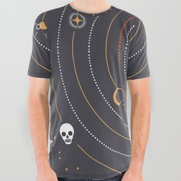 Love Universe All Over Graphic Tee