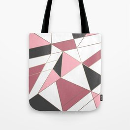 Abstraction . 4 geometric pattern Tote Bag