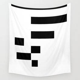 Graphic Art Wall Tapestry