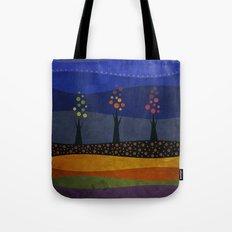 Color/Landscape 1 Tote Bag