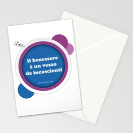 Benessere Stationery Cards