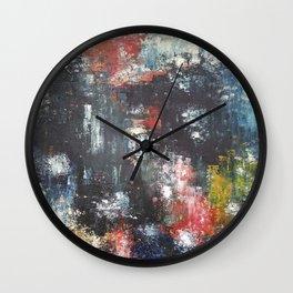 Night light Wall Clock
