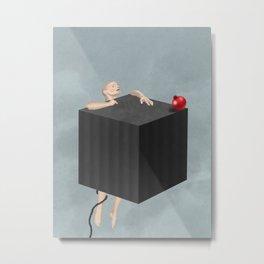 Zero gravity  Metal Print