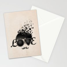 Blind Love Stationery Cards
