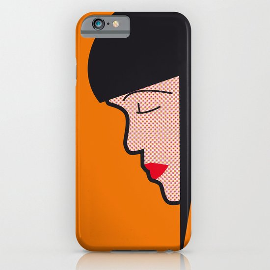 Pop Icon - Mia iPhone & iPod Case