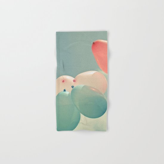 Up Up and Away Hand & Bath Towel