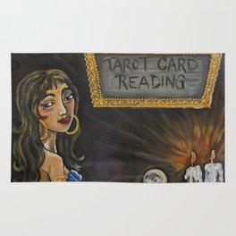Tia the Tarot Card Reader Rug