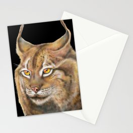 Lynx Stationery Cards