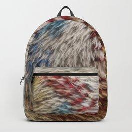 Fur Ball Backpack