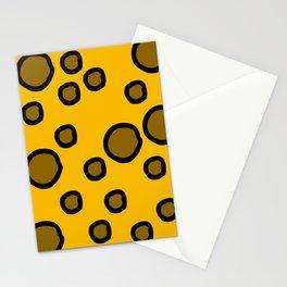 Holey Moley Stationery Cards