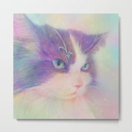 miwa cat 3 ~fred~ Metal Print
